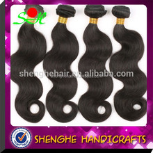 Hot selling cheap and high quality 100 human hair extensions body wave 32 inch hair extensions