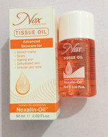 NOX TISSUE OIL NOX A TISSUE OIL BODY OIL FOR SKIN CARE