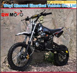 Chinese motorcycles 125cc dirt bike 125cc pit bike drift bike hot motocross motorcycle for sale cheap