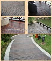 construction wood flooring