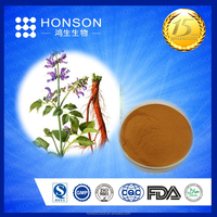 danshen salvia root extract Salvianolic Acid B powder 10% - 60% for cure tumor ingredients