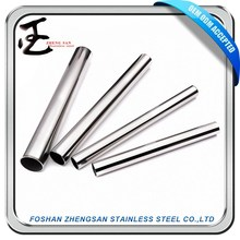 304 Grade Hs Code 1 Inch Stainless Steel Pipe