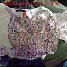 venta al por mayor de ropa usada en fardos para la venta