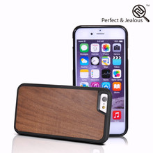2015 new product for wood case iphone 6,wholesale for real wood phone case,factory for wood iphone case