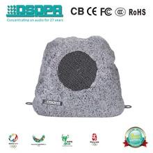 DSPPA DSP647 Grey Sandstone 20 W Plastic Electrovision pa sound speaker outdoor rock speaker