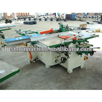 Combine Woodworking Machine ML394G with 6 kinds function and 3pcs motor