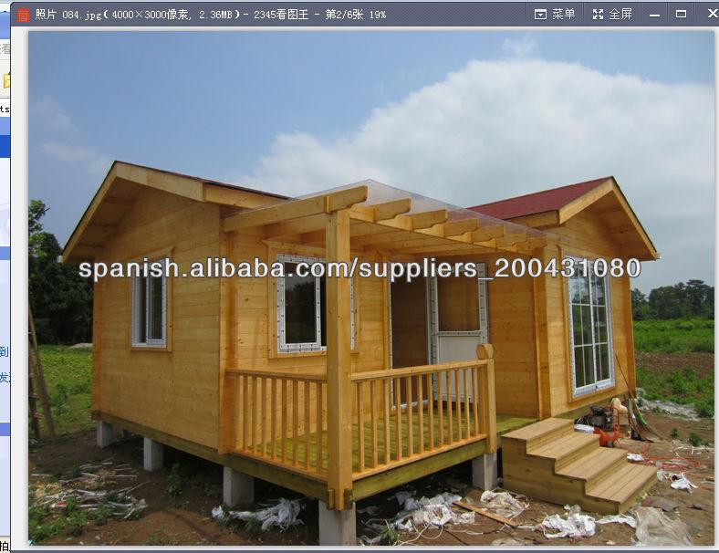 Casas prefabricadas de madera precios imagui - Precios casas prefabricadas rucorkasa ...
