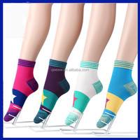 China suppliers 2015 New Products cheap stripe sexy women socks