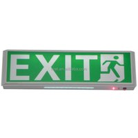 Maintained Emergency Exit Signs with High Lumens 10pcs DIP LED