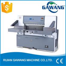 Microcomputer Single Hydraulic Industrial Guillotine Paper Cutting Machine