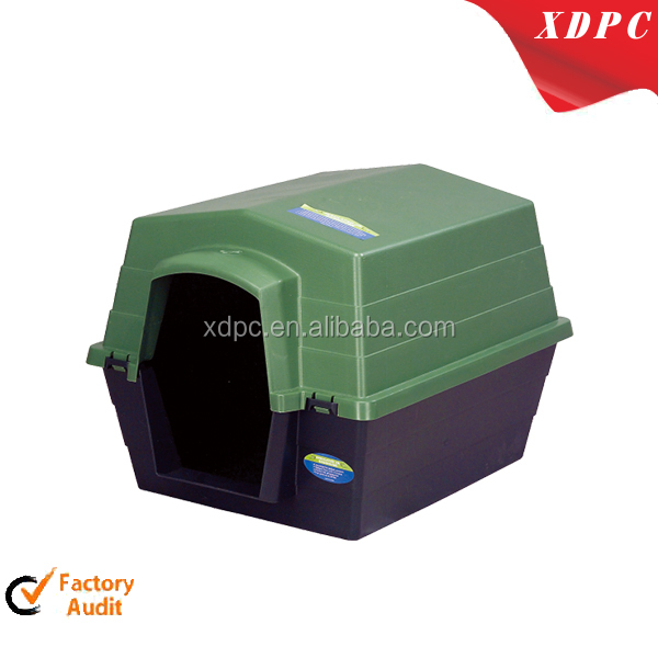 water proof plastic out door dog house