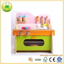 Simulation Pretend Play Wooden Kitchen Toy Child Toy