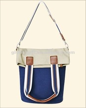 2012 top fashion canvas shoulder bags, ladies bags, cross body bags