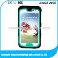 granel china impermeável s4 sleeping modo de telefone móvel celular caso