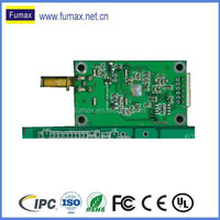 GPS & GPRS & GSM PCB &GPS tracker SMT and Dip Assembly