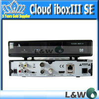 new!!! linux satellite tv icloud box 3 se twin tuner cloud ibox III / cloud ibox 3 se hd enigma 2 linux satellite tv receiver