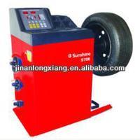 used wheel balancer wheel balancing and wheel alignment machine