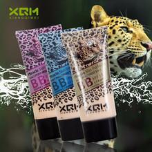 New Arrival !! XQM Leopard Long lasting Waterproof Brightening Brand Skin BB cream