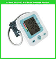 Electronic full automatic free blood pressure meter