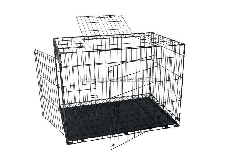 Wire Pet Dog Cages