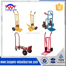 Direct factory 2015 hot sales folding heavy duty 3.50-4 foldable hand trolley