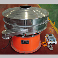 Excellent quality spin vibrating sieve for flour,salt,sugar,milk,nuts,chemicals