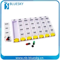 Hot sale best quality 30 day pill box