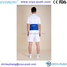 back wrap physical therapy apparatus cool wrap equipment surgical cold wrap