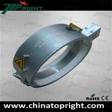 Ceramic /stainess steel/aluminum heater extruder band/barrel heater