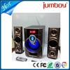 good sound heavy bass private 6.5 inch subwoofer 2.1 HI FI speaker