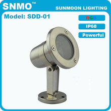 IP68 3W LED pool light led light indoor water fountain
