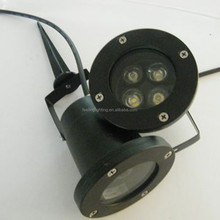 High quality factroy sale IP65 3w 4w led garden light 12v with for home
