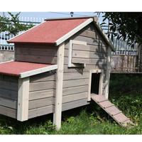 Wooden Chicken House CC094