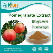 Factory Supply High Quality GMP Pomegranate Peel Extract