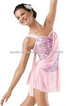 elegante salón de baile vestido de baile vestido de la lírica