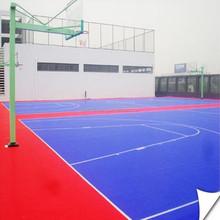 Rubber Sports Playground,PP Suspended Handball Court floor,Interlocking volleyball court floor