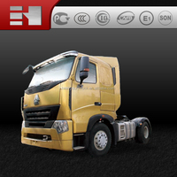 4x2 6x2 6x4 6x6 china sinotruk howo A7 head/tractor trucks for sale