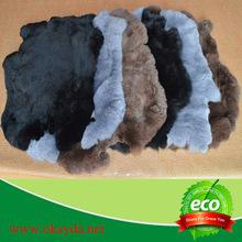 wholesale rex rabbit skin made in china