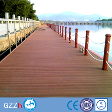 HDPE plastic pontoon anchoring floating docks