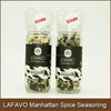 Custom Labled LAFAVO Manhattan Mix Spice Seasoning with Adjustabel top