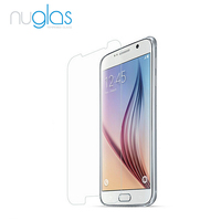 Nuglas Ultra Clear Protective Film for Samsung Galaxy S6 Screen Protector