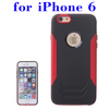 alibaba supplier TPU and Aluminium rugged heavy duty cover case for iPhone 6 with high quality