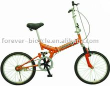 20'' FOLDING SUSPENSION BICYCLE SFF2037B