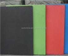 OEM Double color reversible high density eva foam mma judo tatami mat