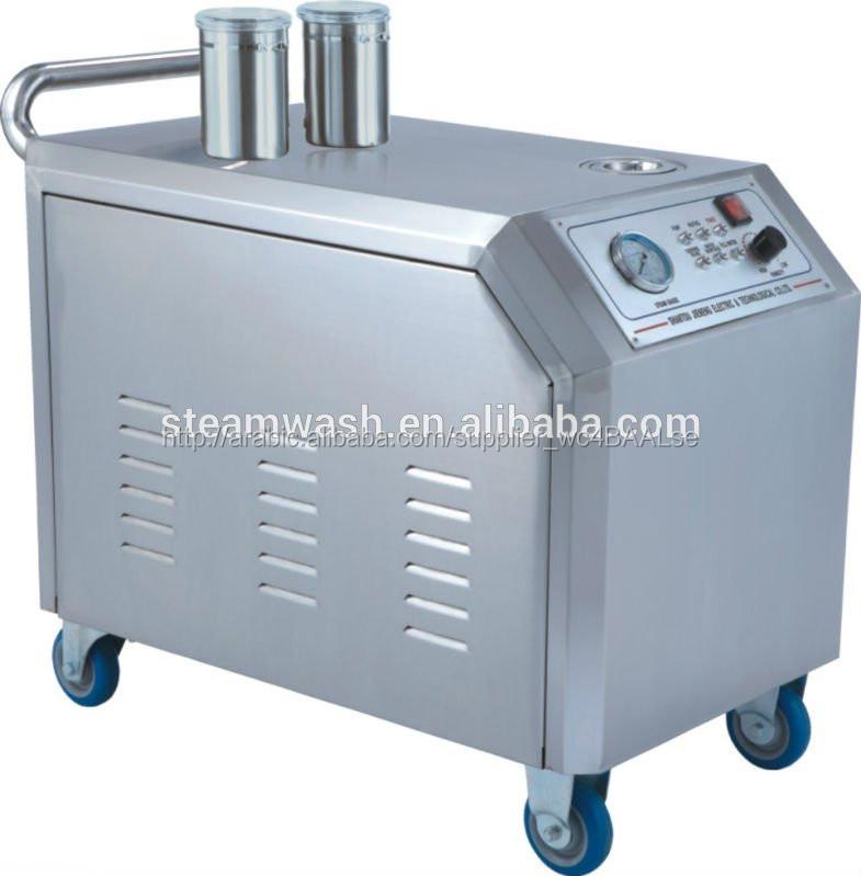 الغسيللا المراجل لآلة تنظيف السيارات بالبخار بخار مركز غسيل السيارات السيارات بالتفصيل