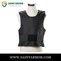 High Quality Concealable Knife Proof Vest Bulletproof Body Amor Size XL