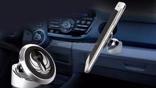 Universal Mount Car Phone Holder Car Phone Holder For GPS Magnet 360 Holder