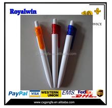 the cheapest ballpoint pen plastic promotional pens