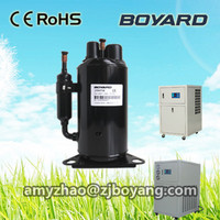residential air conditioner parts R410a CE RoHS 7000btu water chiller compressor