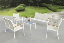 textiline fabric garden chair sets furniture